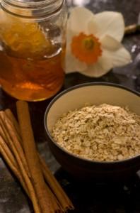 Cinnamon Oatmeal